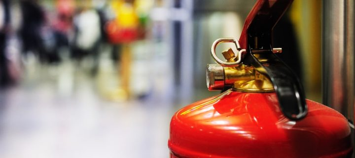 Wet Chemical Extinguishers Image